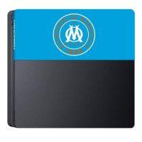 Facade de personnalisation OM Olympique de Marseille pour PS4 Slim
