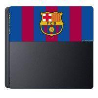 Facade de personalisation FC Barcelone pour PS4 Slim