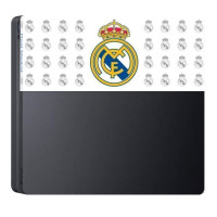 Facade de personnalisation Real Madrid pour Playstation 4 Slim
