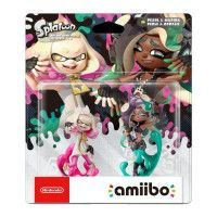 Amiibos Perle et Coralie Collection Splatoon