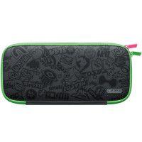 Pochette de transport et protection decran Nintendo Switch - Edition Splatoon 2
