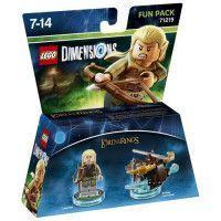 Figurine LEGO Dimensions - Legolas - Le Seigneur des Anneaux