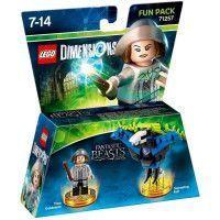LEGO Dimensions - Pack Heros - Les Animaux Fantastiques