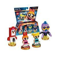 Figurine LEGO Dimensions - Pack Equipe - Powerpuff Girls