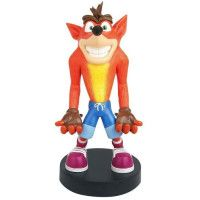 Figurine support et recharge manette Cable Guy Crash Bandicoot XL