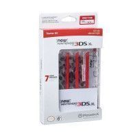 Pack de Demarrage Clear Case pour Nintendo 3DS
