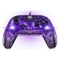 Manette filaire PDP Afterglow Prismatic V2 pour Xbox One