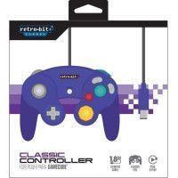 Manette Retro-Bit pour Gamecube et Wii