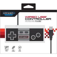 Manette Retro-Bit NES USB pour PC
