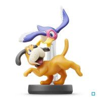 Figurine Amiibo Duo Duck Hunt Collection Super Smash Bros N47