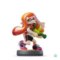 Figurine Amiibo Splatoon Girl Collection Splatoon