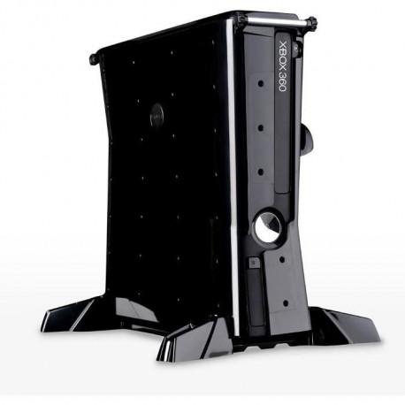 Coque Vault Calibur 11 pour Xbox 360 - Noire - Ventilation optimisee