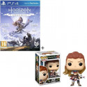 Horizon Zero Dawn - Complete Edition Jeu PS4 + Figurine Funko Pop! Horizon Zero Dawn: Aloy
