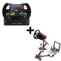 Pack THRUSTMASTER Volant TS-PC Racer + 69DB Support Wheel Stand EVO offert !