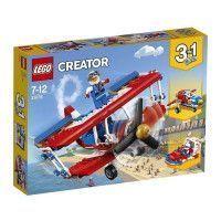 LEGO Creator 31076 Lavion de voltige a haut risque
