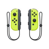 Manettes Joy-Cons Jaunes Neon pour Console Switch