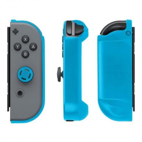 Kit de Protection Joy-Cons Bleu pour Switch