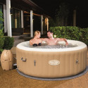 BESTWAY Spa rond gonflable Palm Springs 6 places 196x71cm