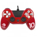 Manette Pro 4 filaire Football All Star Edition Rouge Subsonic pour PS4, PS3 et PC