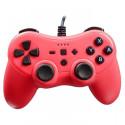 Manette Rouge Neon pour console Nintendo Switch