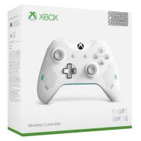 Manette sans fil  Xbox One Edition Speciale Sport White
