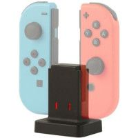 Base de charge 2 Joy-cons Konix pour Switch