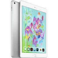 APPLE iPad MR6P2NF/A - Ecran Retina 9,7 - 32Go - Wi-Fi + Cellular - Argent - 6eme Generation
