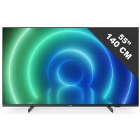 TV LED - LCD 55 pouces PHILIPS 122.77cm G, 55PUS7506/12