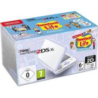 Console New Nintendo 2DS XL Blanc/Lavande + Tomodachi Life Preinstalle