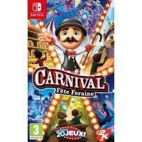 Carnival Fete Foraine Jeu Switch