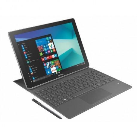 SAMSUNG 2 en 1 Galaxy Book 12 pouces FHD+ - RAM 8Go - Intel Core I5 Kabylake - Windows 10 -Stockage 256Go + Book Cover et S Pen