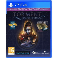 Torment : Tides of Numenera Edition Day One Jeu PS4