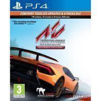 Assetto Corsa: Ultimate Edition Jeu PS4