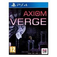 Axiom Verge Jeu PS4