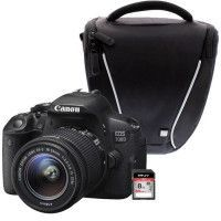 CANON EOS 700D + 18-55 IS STM + Sacoche + Carte 8 Go