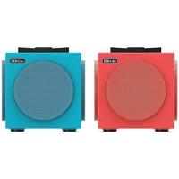Enceintes Bluetooth TwinCube aux couleurs de la Switch