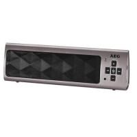 AEG BSS 4818 TIT Enceinte Bluetooth - Aux-In - 750 Mah