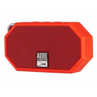 ALTEC Enceinte mini H2O - ip 67 - 3,5 mm microphone - Rouge