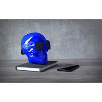 JARRE AEROSKULL XS+ Enceinte Bluetooth 4.1 - Bleu brillant