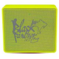BLACH PANTHER CITY B-SMALL Enceinte nomade bluetooth Jaune
