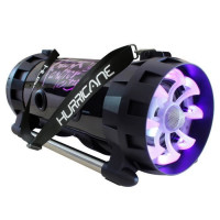 BLACK PANTHER CITY HURRICANE LIGHT Sono mobile Bluetooth 300W