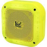 BLACK PANTHER CITY B-SPLASH Enceinte nomade Bluetooth sport waterproof Jaune