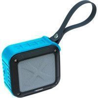 BLAUPUNKT BLP6000 Enceinte Bluetooth Anti-choc et etanche 3W Bleue