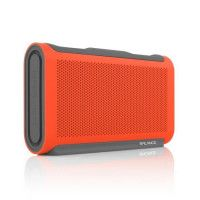 BRAVEN BALOGG Enceinte bluetooth - Waterproof IPX7 - Orange et noir
