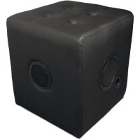 CALIBER HPG 522BT Cube Audio 2.1 Bluetooth avec batterie integree - Noir