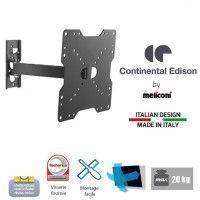 CONTINENTAL EDISON Support TV orientable TV 22-40 VESA 200*200