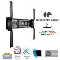 CONTINENTAL EDISON Support TV mural inclinable TV 40-65 VESA 400*400