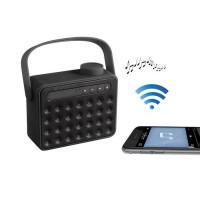 CLIPSONIC TES142N Haut-parleur radio compatible Bluetooth