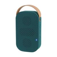 CLIPSONIC TES166V Enceinte Bluetooth - Vert