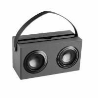 CLIPSONIC TES169G Enceinte Bluetooth - Gris